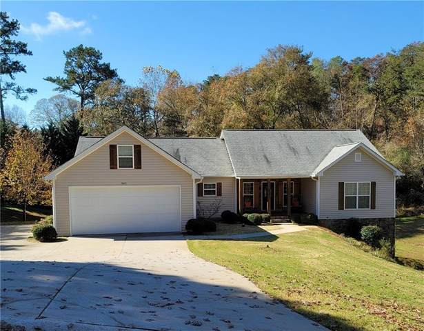 3611 Shady Oak Trail, Gainesville, GA 30506 (MLS #6808405) :: North Atlanta Home Team