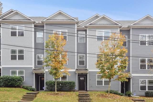 1365 Memorial Drive SE #16, Atlanta, GA 30317 (MLS #6808422) :: North Atlanta Home Team