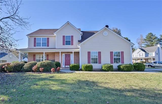 4377 Webb Meadows Drive. Drive, Loganville, GA 30052 (MLS #6808425) :: North Atlanta Home Team