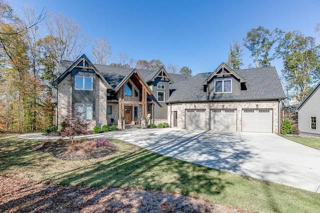 961 Mountain Crest Way, Hoschton, GA 30548 (MLS #6808447) :: Keller Williams Realty Atlanta Classic