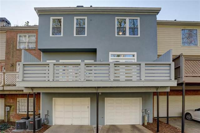 1036 Huntcliff, Sandy Springs, GA 30350 (MLS #6808576) :: Dillard and Company Realty Group