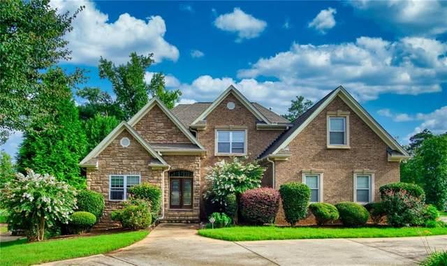 150 Crystal Lake Boulevard, Hampton, GA 30228 (MLS #6808599) :: North Atlanta Home Team