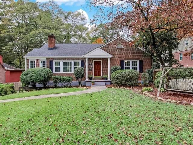 891 Stratford Road, Avondale Estates, GA 30002 (MLS #6808619) :: North Atlanta Home Team