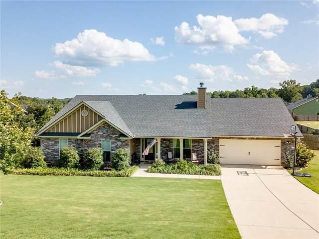 594 Lake Vista Drive, Jefferson, GA 30549 (MLS #6808633) :: The Cowan Connection Team