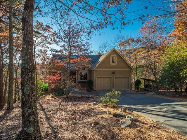 767 Columbine Drive, Big Canoe, GA 30143 (MLS #6808640) :: Rock River Realty