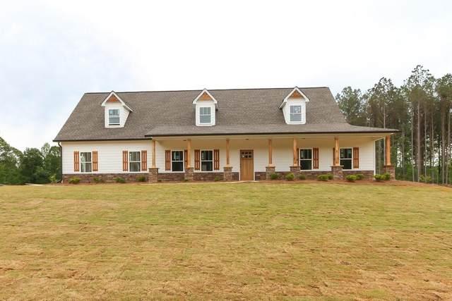 155 Lawrence Drive, Villa Rica, GA 30180 (MLS #6808673) :: Scott Fine Homes at Keller Williams First Atlanta