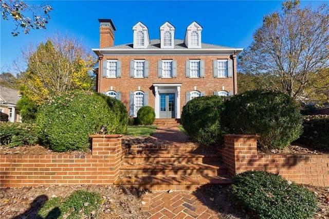 160 High Bluff Court, Johns Creek, GA 30097 (MLS #6808703) :: North Atlanta Home Team