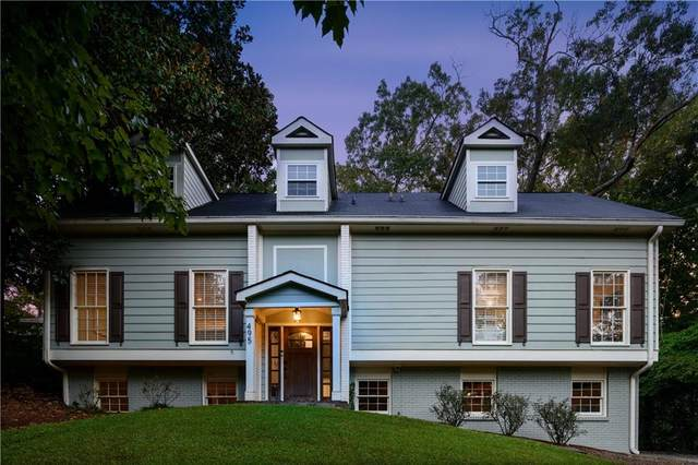 495 Chateaugay Lane NE, Atlanta, GA 30342 (MLS #6808743) :: North Atlanta Home Team