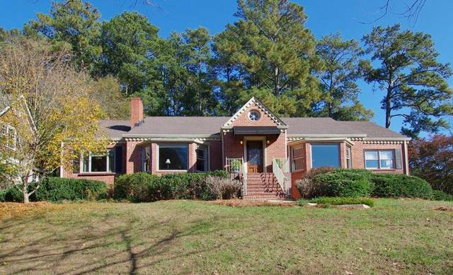 1617 Lenox Road NE, Atlanta, GA 30306 (MLS #6808744) :: KELLY+CO