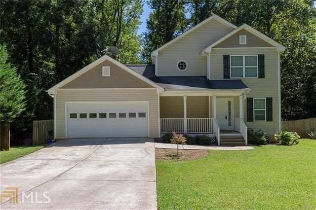 805 Oxford Hall Drive, Lawrenceville, GA 30044 (MLS #6808765) :: North Atlanta Home Team