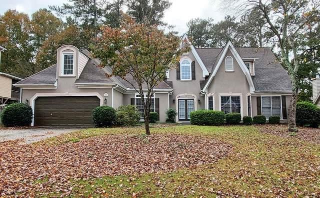 1870 Broadwell Oaks Drive, Alpharetta, GA 30004 (MLS #6808771) :: North Atlanta Home Team