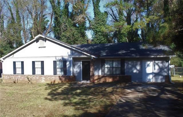 3530 Homeward Trail, Ellenwood, GA 30294 (MLS #6808803) :: The Cowan Connection Team