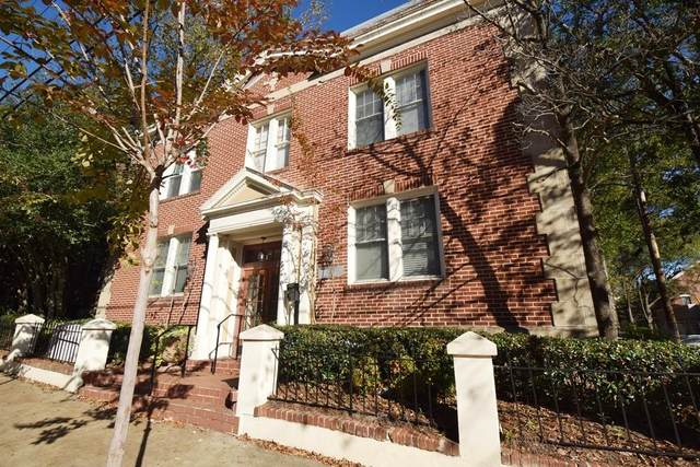 733 Frederica Street NE #6, Atlanta, GA 30306 (MLS #6808822) :: The North Georgia Group