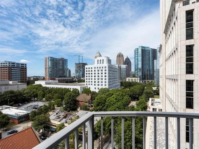 943 Peachtree Street NE #911, Atlanta, GA 30309 (MLS #6808836) :: Dillard and Company Realty Group