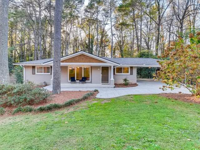 2454 Briarmoor Road NE, Atlanta, GA 30345 (MLS #6808838) :: North Atlanta Home Team