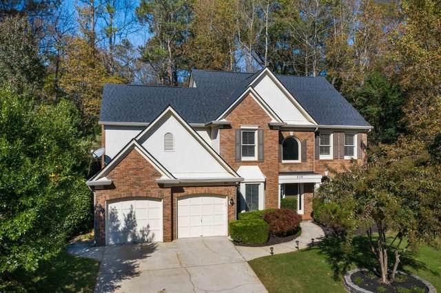 530 Taunton Way NE, Atlanta, GA 30319 (MLS #6808843) :: Tonda Booker Real Estate Sales