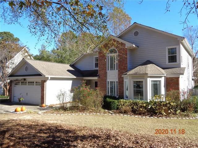 405 Ridge Court, Alpharetta, GA 30009 (MLS #6808940) :: North Atlanta Home Team