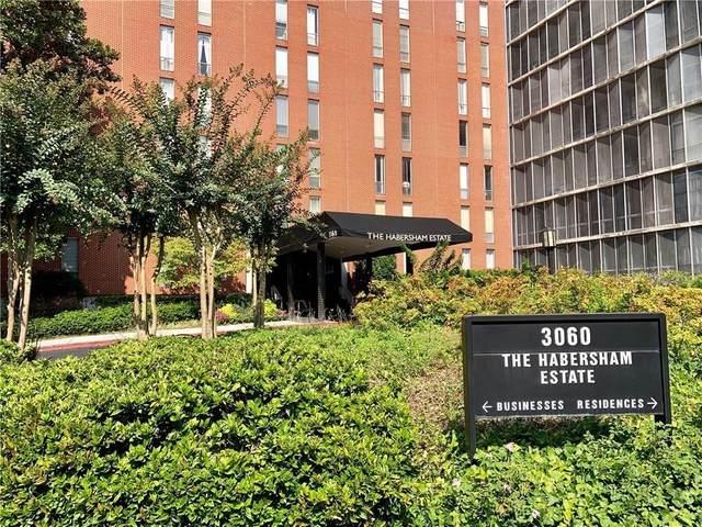 3060 Pharr Court North NW #524, Atlanta, GA 30305 (MLS #6808954) :: AlpharettaZen Expert Home Advisors