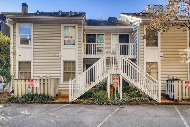 887 Juniper Street NE N, Atlanta, GA 30309 (MLS #6808958) :: Rock River Realty