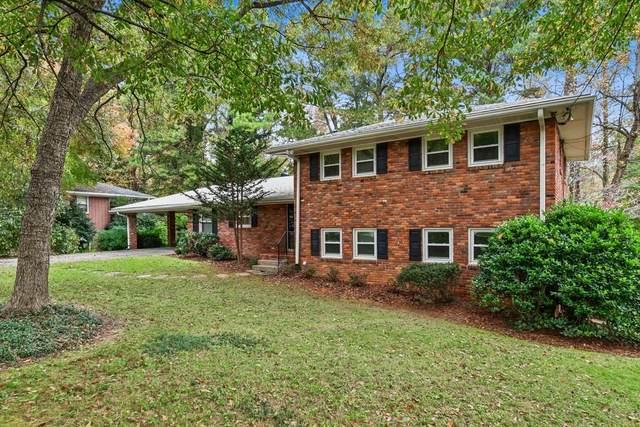 1527 Knob Hill Drive NE, Atlanta, GA 30329 (MLS #6808960) :: The Zac Team @ RE/MAX Metro Atlanta