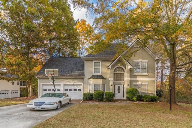 1784 Silverdale Lane, Lithia Springs, GA 30122 (MLS #6808994) :: The Cowan Connection Team