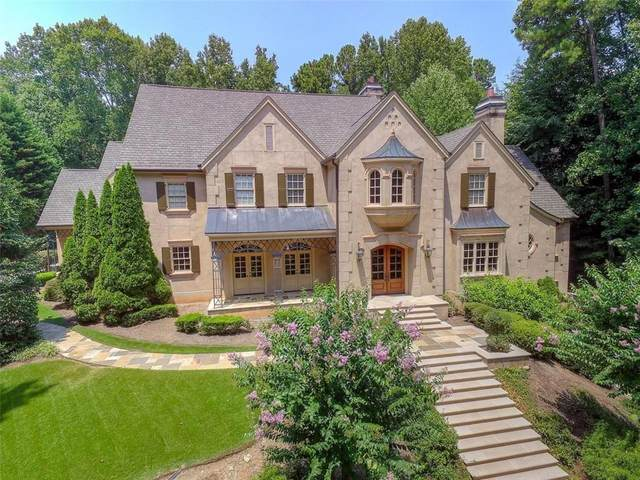 4141 Thunderbird Drive SE, Marietta, GA 30067 (MLS #6809099) :: The Justin Landis Group