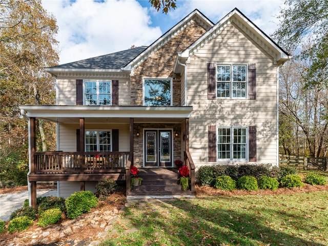 5950 Henley Drive, Powder Springs, GA 30127 (MLS #6809129) :: North Atlanta Home Team