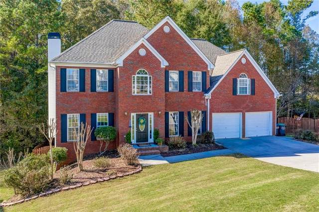 3731 Casteel Park Drive SW, Marietta, GA 30064 (MLS #6809133) :: The Cowan Connection Team