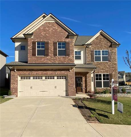 4515 Big Rock Ridge Trail SW, Gainesville, GA 30504 (MLS #6809176) :: North Atlanta Home Team
