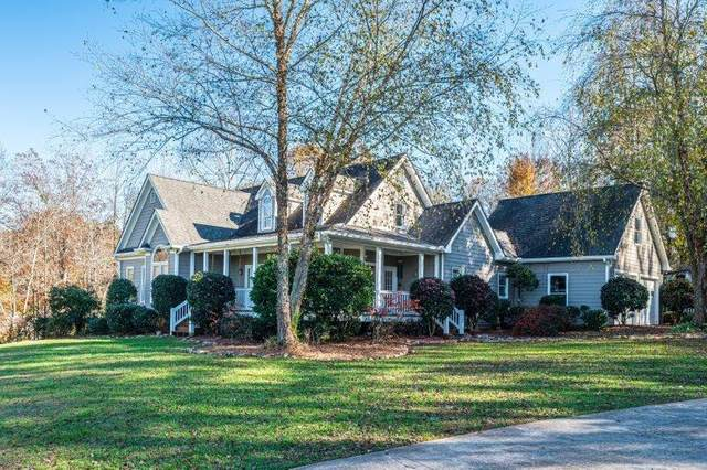 72 Athens Boat Club Road, Dawsonville, GA 30534 (MLS #6809186) :: North Atlanta Home Team