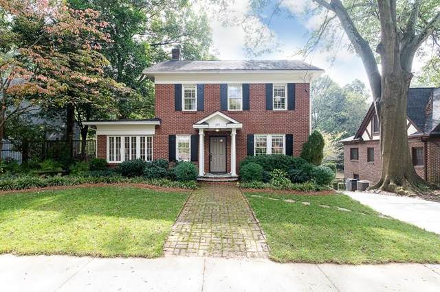 629 Sherwood Road, Atlanta, GA 30324 (MLS #6809191) :: KELLY+CO