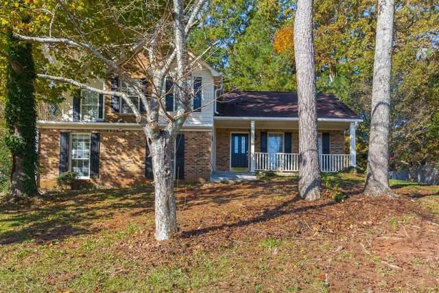 250 Weatherly Drive, Fayetteville, GA 30214 (MLS #6809230) :: North Atlanta Home Team