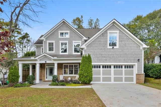 1806 Bragg Street, Brookhaven, GA 30341 (MLS #6809272) :: The Residence Experts