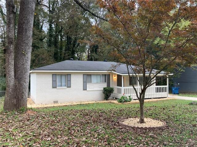 6334 Hollywood Drive, Forest Park, GA 30297 (MLS #6809291) :: North Atlanta Home Team