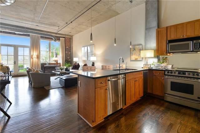 3180 Mathieson Drive NE #510, Atlanta, GA 30305 (MLS #6809304) :: Oliver & Associates Realty
