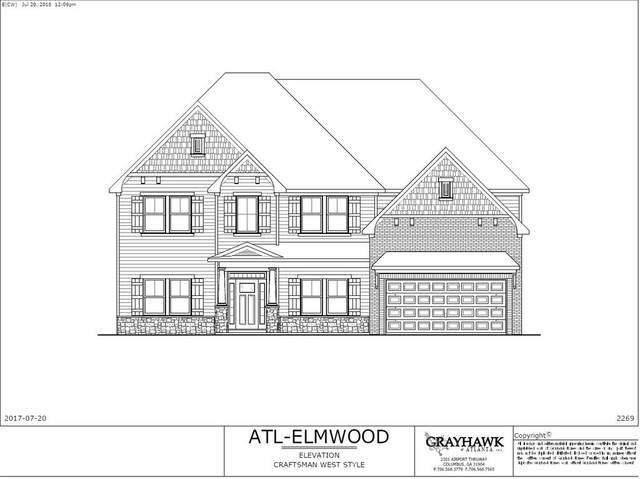 81 Cedar Ridge Way, Dallas, GA 30157 (MLS #6809320) :: North Atlanta Home Team