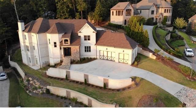 4115 Cougar Point NE, Marietta, GA 30066 (MLS #6809381) :: North Atlanta Home Team