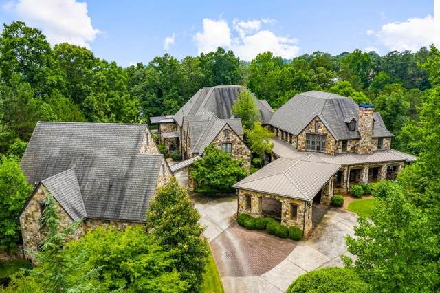 3010 Cypress Pond Pass, Duluth, GA 30097 (MLS #6809485) :: Tonda Booker Real Estate Sales