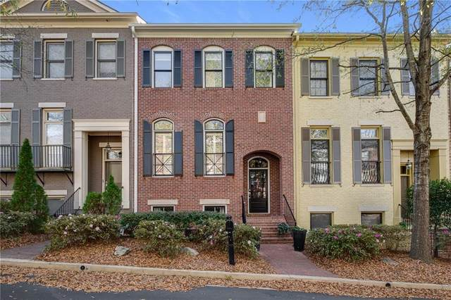 144 W Ridge Way, Roswell, GA 30076 (MLS #6809491) :: KELLY+CO