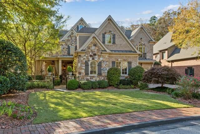 1780 High Trail, Atlanta, GA 30339 (MLS #6809494) :: RE/MAX Paramount Properties