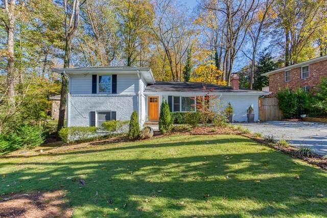 1835 Winchester Trail, Brookhaven, GA 30341 (MLS #6809503) :: RE/MAX Prestige