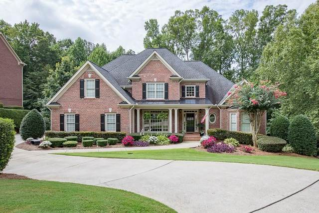 7070 Brixton Place, Suwanee, GA 30024 (MLS #6809508) :: Rock River Realty