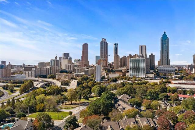 375 Ralph Mcgill Boulevard NE #1801, Atlanta, GA 30312 (MLS #6809540) :: North Atlanta Home Team
