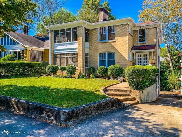 664 Linwood Avenue NE, Atlanta, GA 30306 (MLS #6809580) :: 515 Life Real Estate Company
