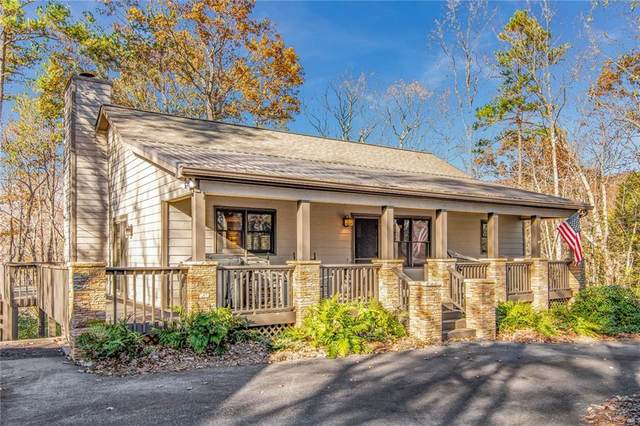 155 Dogwood Lane, Big Canoe, GA 30143 (MLS #6809588) :: KELLY+CO