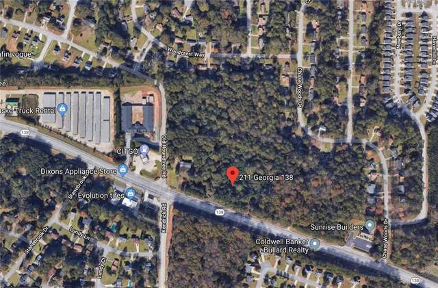 211 Highway 138 W, Jonesboro, GA 30238 (MLS #6809596) :: The Butler/Swayne Team