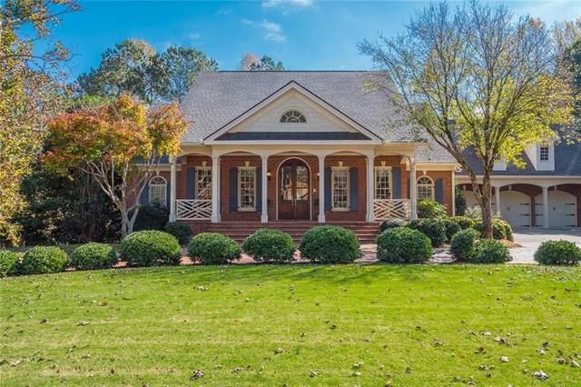 2042 Innsfail Drive, Snellville, GA 30078 (MLS #6809606) :: Compass Georgia LLC