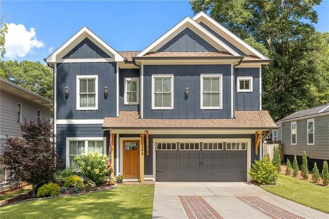 295 3rd Avenue, Avondale Estates, GA 30002 (MLS #6809607) :: Path & Post Real Estate