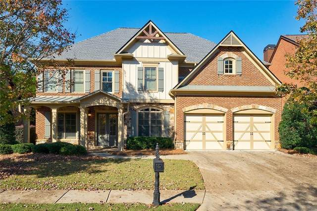 5045 Habersham Hills Drive, Suwanee, GA 30024 (MLS #6809612) :: North Atlanta Home Team