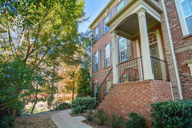 5 High Gate Trail, Decatur, GA 30030 (MLS #6809625) :: North Atlanta Home Team